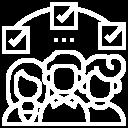 Self-generating customer database